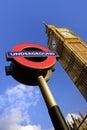 Big Ben, London Royalty Free Stock Photo