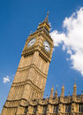 Big Ben London Stock Image