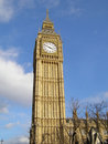 Big Ben, London Royalty Free Stock Image