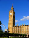 Big Ben, London, England Royalty Free Stock Images