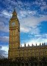 Big Ben, London England Royalty Free Stock Photo