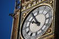 Big ben london the famous clock symbol of Stock Photography