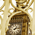 Big Ben in London, United Kingdom Stock Photo