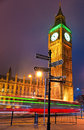 Big Ben, Londres, R-U. Photographie stock