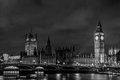 Big ben palace of westminster houses of parliament the is the meeting place the house commons and the house lords the two the Stock Image