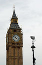 Big Ben Security Camera Stock Photos