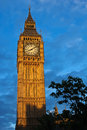 Big Ben Tower London Stock Photography