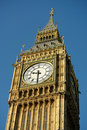 Big Ben, Westminster, London, UK Royalty Free Stock Photo