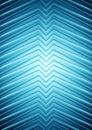 Big blue smooth arrows design Royalty Free Stock Photo