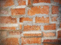 Big brick wall texture Royalty Free Stock Photo