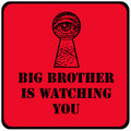 Big brother Fotos de Stock Royalty Free