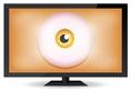 Big Brother Eye Royalty Free Stock Photo