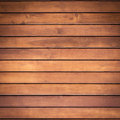 Big Brown Wood Plank Wall Text...
