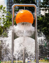 Big bucket splash 2