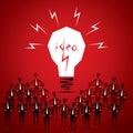 Big idea bulb
