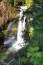 Big Creek Falls Stock Photo