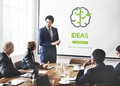 Big Data Creative Thinking Ideas Concept Royalty Free Stock Photo