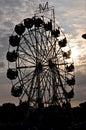 Big ferris wheel Stock Photo