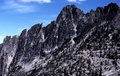 Big horn crags idaho the are located in the central wilderness and form part of the batholith n Stock Photos