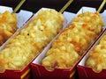 Big hotdogs american s fast food of Royalty Free Stock Image
