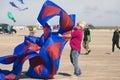 Big kite fight 1