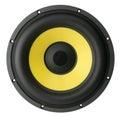 Big loud-speaker Royalty Free Stock Photo