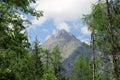 Big mountain in Slovakia