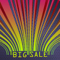 Big sale bar codes all data is fictional eps vector file included Stock Photo