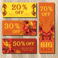 Big Sale Printable Card Templa...