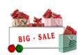 Big Sale Royalty Free Stock Photo