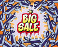 Big Sale Sign Stock Photos