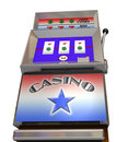 Big Slot Machine Royalty Free Stock Photo