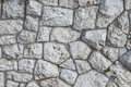 Big stone wall texture and background Royalty Free Stock Photo