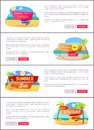 Big Summer Sale Up to 30 Internet Promo Pages Royalty Free Stock Photo