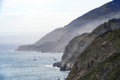 Big sur Royalty Free Stock Photo