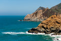 Big sur the rugged coastline of california Stock Photography