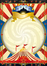 Big top circus Royalty Free Stock Photography