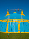 Big top circus tent Stock Images
