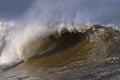 Big Waves Royalty Free Stock Photo