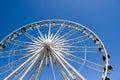 Big wheel Royalty Free Stock Photo
