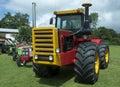 Big wheel machinery Royalty Free Stock Photo