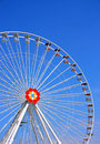 The big wheel from Prater Stock Images