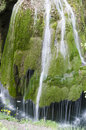 Bigar waterfall in romania the is located in the south of the anina mountains in caraÈ™ severin county Stock Images