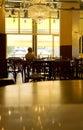 Bij-de-bar Stock Foto