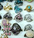 Bijoux Jewellery Royalty Free Stock Photo