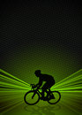 Bike background Royalty Free Stock Photos