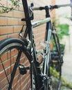 Bike closup
