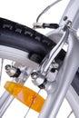 Bike detail Royalty Free Stock Photo