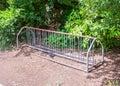 Bike Rack Royalty Free Stock Photo
