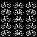 Bike Texture Royalty Free Stock Photography